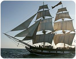 Tall Ship Pilgram