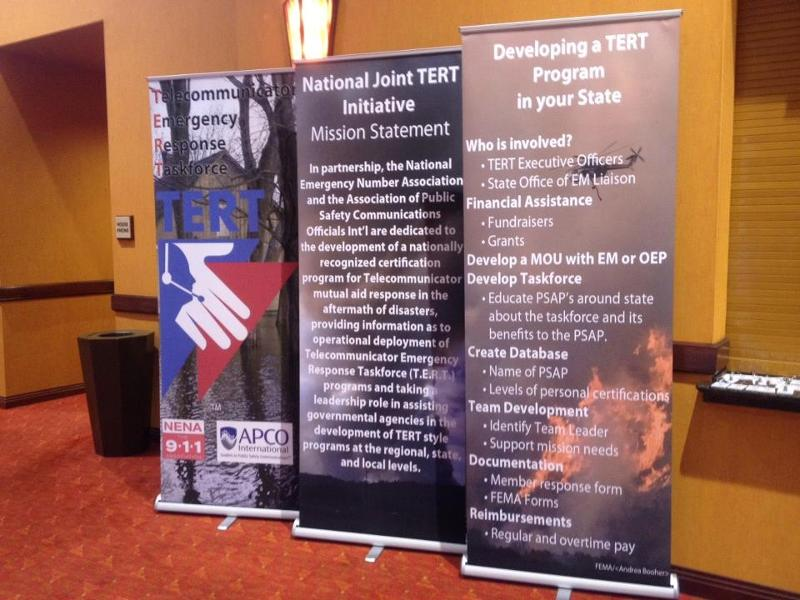TERT Panels in conferences