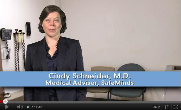 Cynthia Schneider: SafeMinds E-News