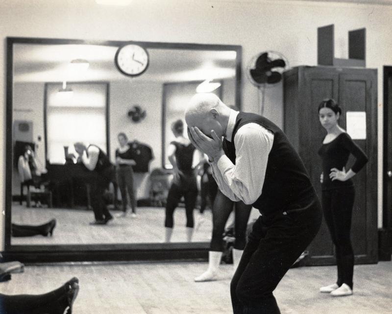 Jardin - Juilliard rehearsal - 1967
