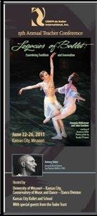 Corps de Ballet Brochure