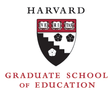 Harvard Graduate School of Education logo