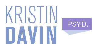 kristin davin logo