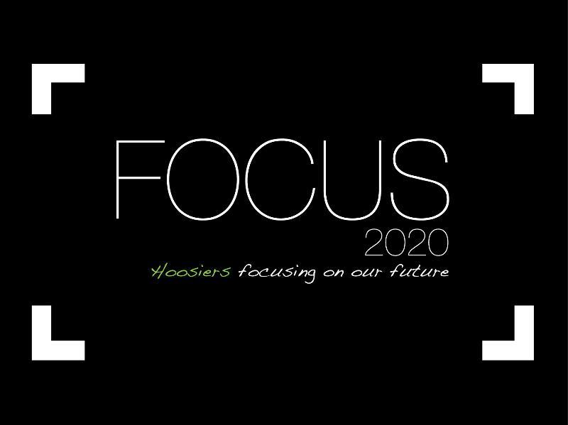 Black Focus 2020 Logo