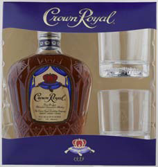 Crown Royal Gift Set With Flask - Gift Ftempo