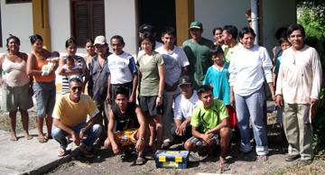 Alto Nanay Community