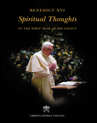 5-765 cover_Pope Benedict XVI, Spiritual Thoughts