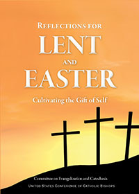 7-131 cover_Reflections for Lent and Easter