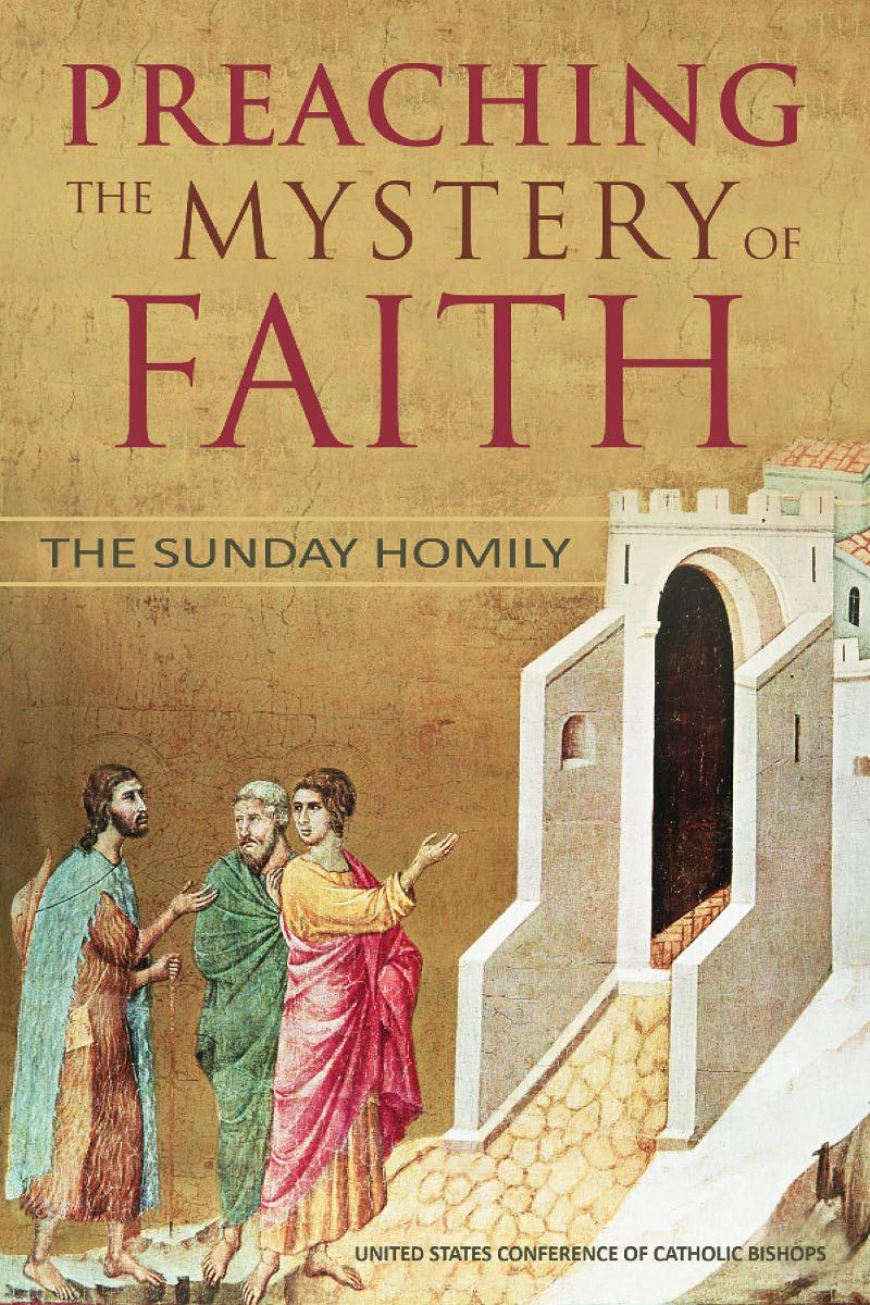 5-494 cover_Preaching Faith-Sunday Homily