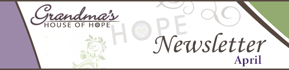 April Newsletter Header
