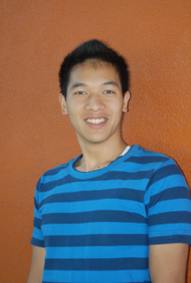 Our September intern, Will Nguyen.