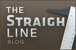 The Straight Line graphic