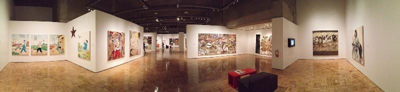 panorama of show