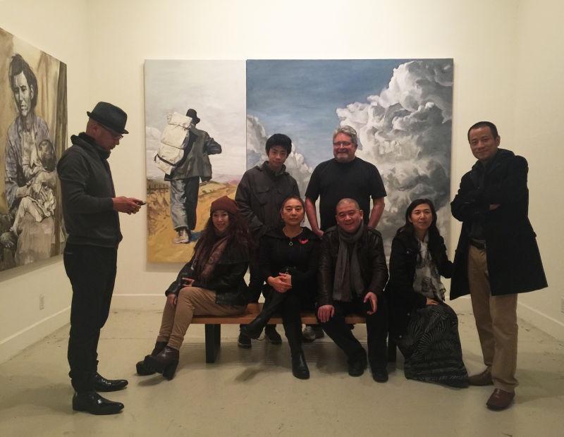 Yang Shaobin, Chen Lihua, Ji Shaofeng, Xu Dague, Xie Xiaoze, Zeng Nizi, & Victor Xie
