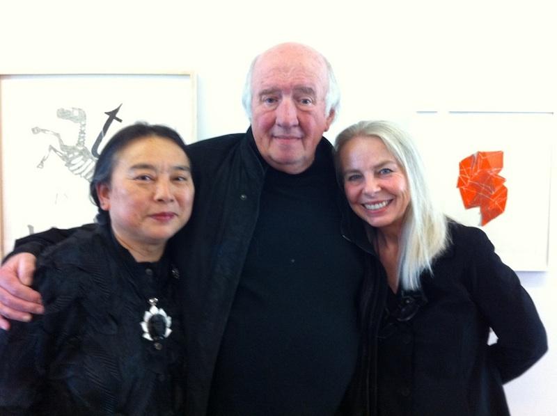 Dave Hickey & Libby Lumpkin