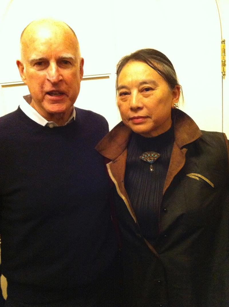 HL & Jerry Brown