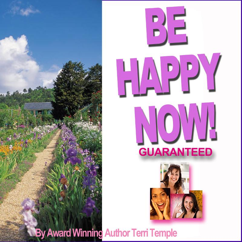 Be Happy Now! 2012 Cover