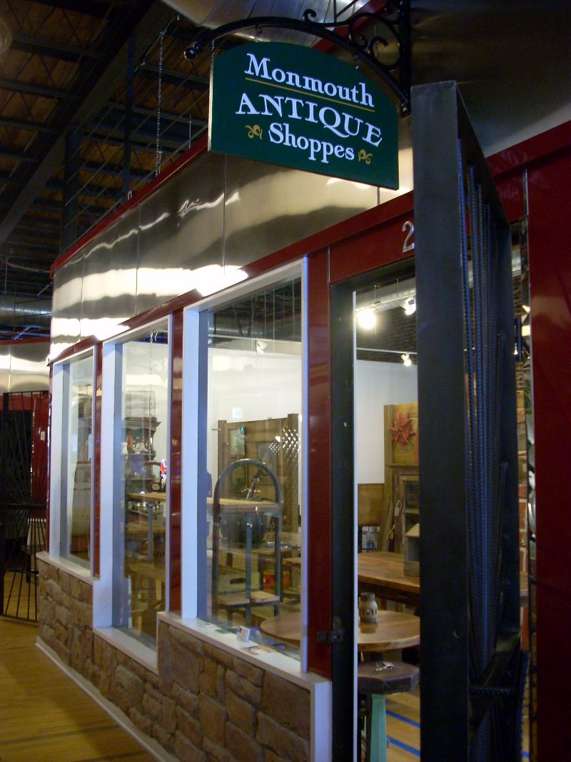 Monmouth Antique Shoppes