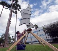 manu sharma and wind turbine