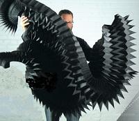 origami engineering Prism magazine jan 2013