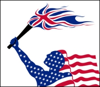 USA in UK
