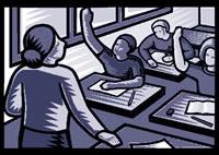 Cartoon Classroom