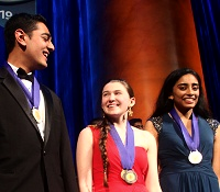Intel Science Talent Search 2016 winners