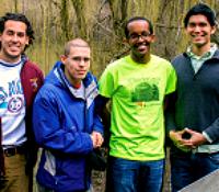 Calvin College disaster shelter team 2013