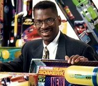 Lonnie Johnson Super Soaker inventor