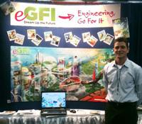 eGFI booth