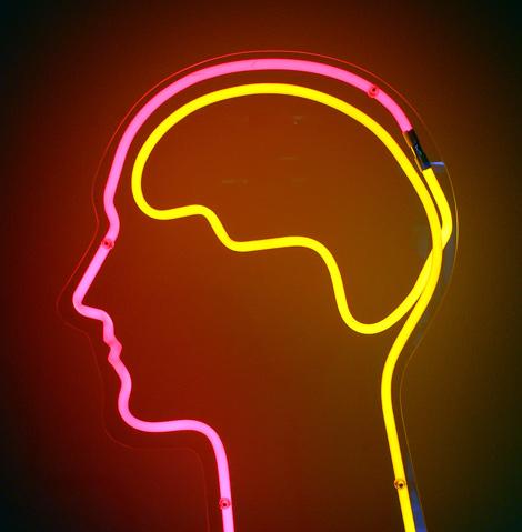 brain neon