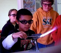 Annie Nash_s art class teaches STEM through glass blowing