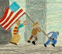 9/11 Drawing