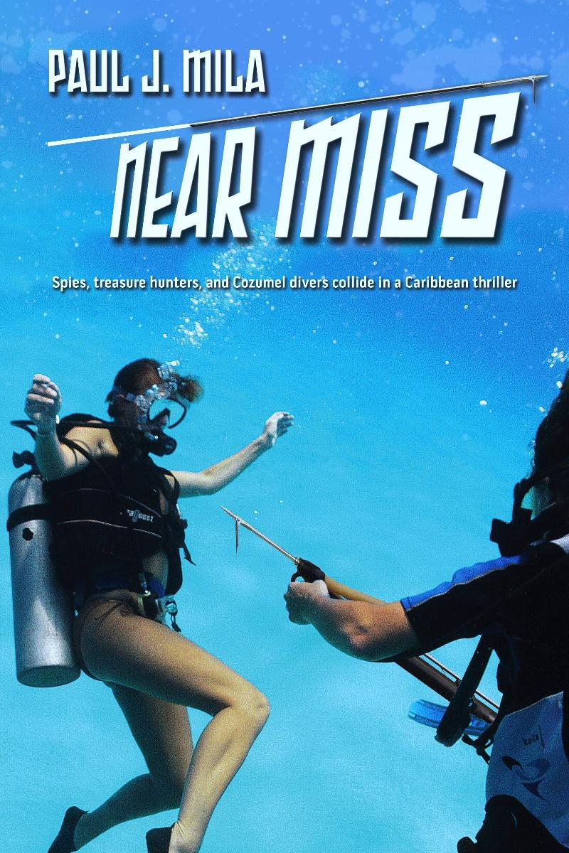 Near Miss cover Image