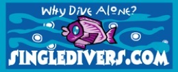 single divers logo