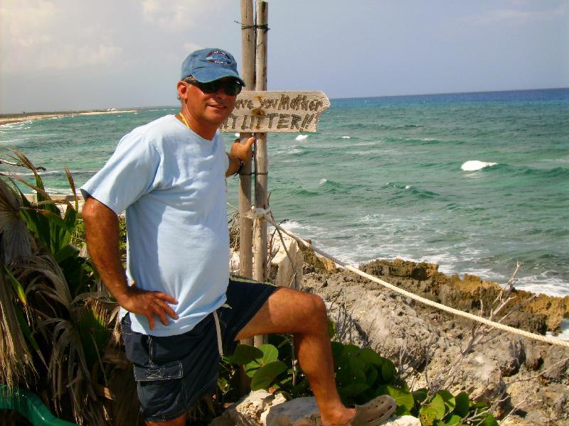 Paul at Coconuts