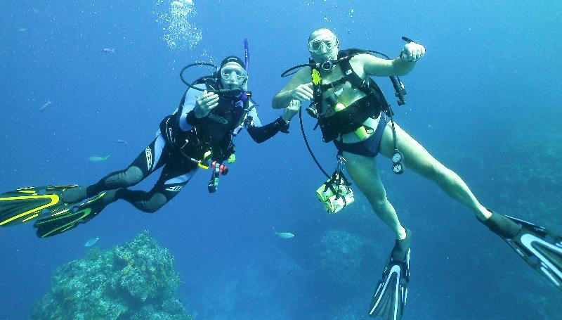Paul, and Fulvio of the Deep
