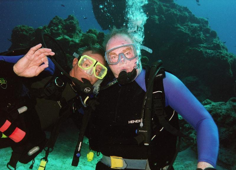 Paul & Mike, Antigua
