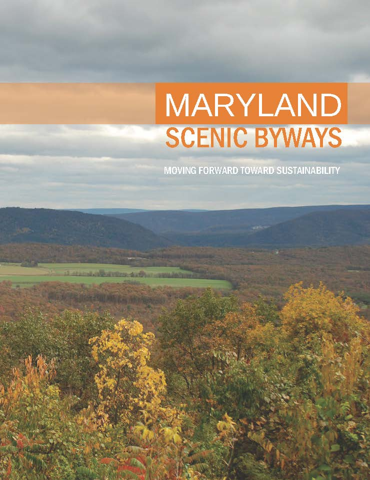 Maryland Scenic Byways Plan