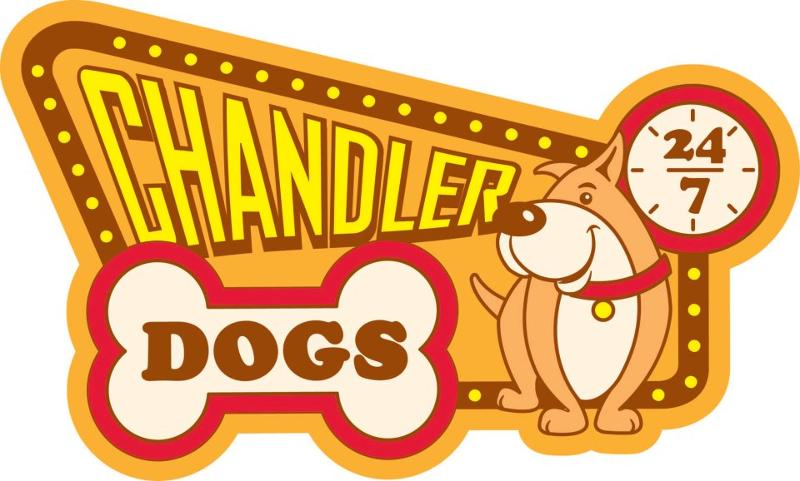 Chandler Dogs logo