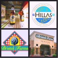 Hillas Beer at Bristol Farms