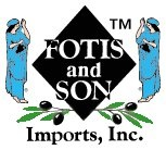 Fotis and Son Imports logo