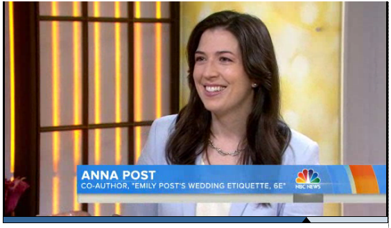 Wedding Invitations Emily Post Etiquette: November News From The Emily Post Institute
