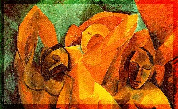 Trois Femmes by Pablo Picasso