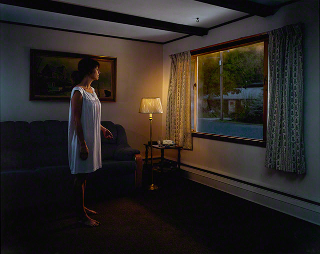 Untitled, from the series Twilight, 2002, Gregory Crewdson