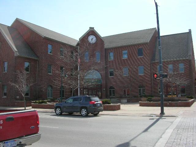 City Center Plaza
