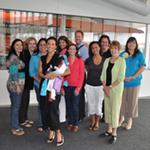 Group photo Staff Retreat