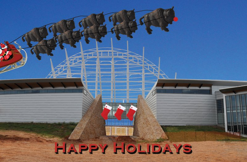2011 Holiday Card from The AIC