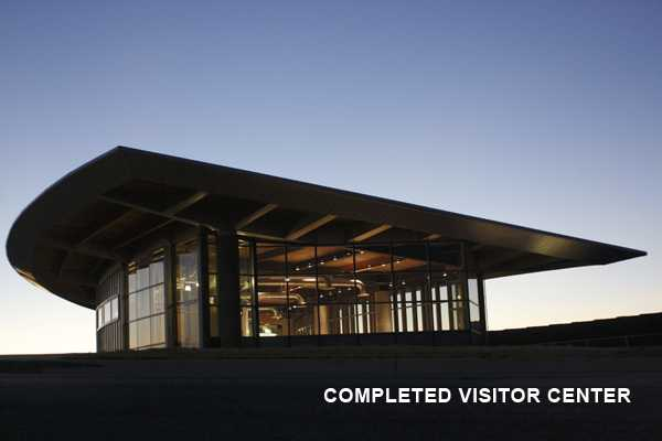 Completed Visitor Center