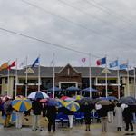 NEO Tribal Flag Plaza